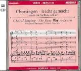 Requiem. CD Soprano VERDI Partition Chœur - laflutedepan.com