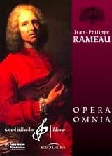 Jean-Philippe Rameau - Achanthe et Céphise - Partition - di-arezzo.fr