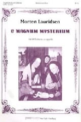 Morten Lauridsen - O Magnum Mysterium - Sheet Music - di-arezzo.co.uk