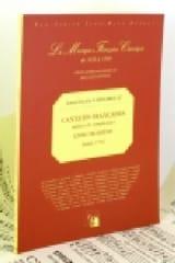 Cantates Françaises Livre 3 Louis-Nicolas Clérambault laflutedepan.com