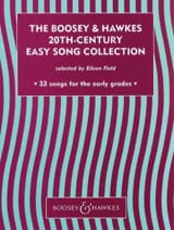 20th Century Easy Song Collection Partition laflutedepan.com