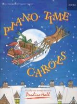 Pauline Hall - Piano Time Carols - Partition - di-arezzo.fr