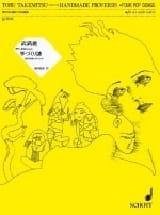 4 Pop Songs Toru Takemitsu Partition Chœur - laflutedepan.com