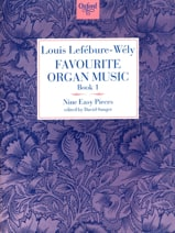Louis-James-Alfred Lefébure-Welly - Favourite Organ Music Volume 1 - Partition - di-arezzo.fr