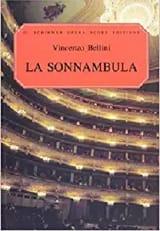 Vincenzo Bellini - La Sonnambula - Partition - di-arezzo.fr