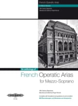 French Operatic Arias Mezzo Partition Opéras - laflutedepan.com