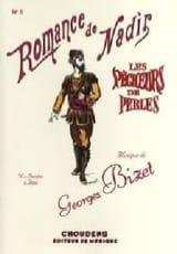 Georges Bizet - Je Crois Entendre Encore. les Pêcheurs de Perles - Partition - di-arezzo.fr