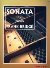 Frank Bridge - Sonate - Partition - di-arezzo.fr
