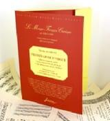 1er Livre D'orgue - Nicolas de Grigny - Partition - laflutedepan.com