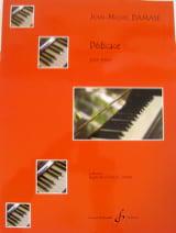 Dédicace Jean-Michel Damase Partition Piano - laflutedepan