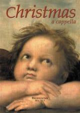 Christmas A Cappella Partition Chœur - laflutedepan.com