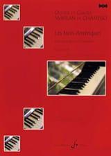 de Chamisso Olivier et Carole Mayran - Les 3 Amériques Volume 1 - Partition - di-arezzo.fr