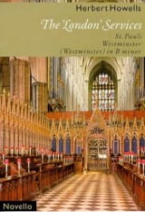 Herbert Howells - The London' Services - Partition - di-arezzo.fr