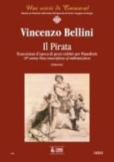 Vincenzo Bellini - Il Pirata. Piano - Partition - di-arezzo.fr