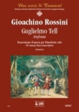Gioachino Rossini - Guglielmo Tell. Ouverture - Partition - di-arezzo.fr
