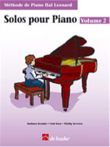 Kreader / Kern Jerome / Keveren - Solos For Piano Volume 2 - Sheet Music - di-arezzo.co.uk