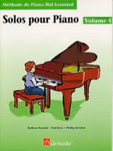 Kreader / Kern Jerome / Keveren - Solos for Piano Volume 4 - Sheet Music - di-arezzo.co.uk