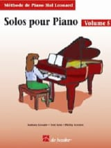 Kreader / Kern Jerome / Keveren - Solos For Piano Volume 5 - Sheet Music - di-arezzo.co.uk