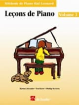 Kreader / Kern Jerome / Keveren - Piano Lessons Volume 3 - Sheet Music - di-arezzo.co.uk
