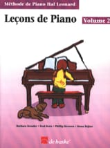 Kreader / Kern Jerome / Keveren / Rejino - Piano Lessons Volume 2 - Sheet Music - di-arezzo.com