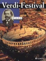 Verdi-Festival Giuseppe Verdi Partition Piano - laflutedepan.com