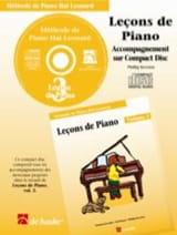 Kreader / Kern Jerome / Keveren - Piano Lessons Volume 3. Cd - Sheet Music - di-arezzo.co.uk