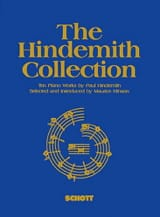 Hindemith Collection Paul Hindemith Partition Piano - laflutedepan.com