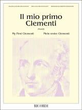 Il Mio Primo Muzio Clementi Partition Piano - laflutedepan.com