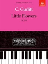 Little Flowers Opus 205 Cornelius Gurlitt Partition laflutedepan.com