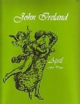 April John Ireland Partition Piano - laflutedepan.com