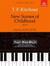 Theodor Kirchner - New Scenes Of Childhood Op. 55 - Partition - di-arezzo.fr