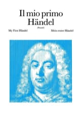 Il Mio Primo Georg-Friedrich Haendel Partition laflutedepan.com