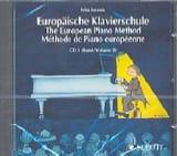 Fritz Emonts - Méthode Européenne Volume 3 CD - Partition - di-arezzo.fr