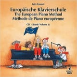 Fritz Emonts - European Method Volume 1 - CD - Sheet Music - di-arezzo.com