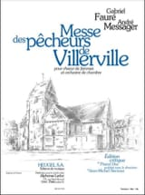 FAURE - MESSAGER - Villerville Fishermen's Mass - Driver - Sheet Music - di-arezzo.com