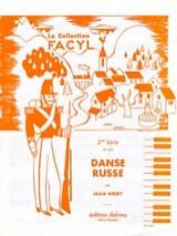 Jean Hody - Danse Russe - Partition - di-arezzo.fr