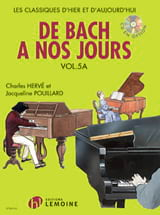 DE BACH A NOS JOURS - from Bach to the present day - Volume 5A - Sheet Music - di-arezzo.com
