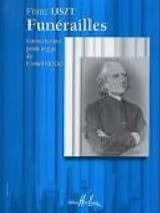 Funérailles Franz Liszt Partition Orgue - laflutedepan.com