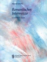 Romantic Piano Manfred Schmitz Partition Piano - laflutedepan