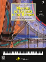 Jean-Christophe Sangouard - Reading and Pace Manual - Volume 2 - Sheet Music - di-arezzo.com