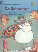 Der Schneemann - Erich Wolfgang Korngold - laflutedepan.com