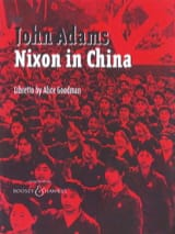 Nixon In China John Adams Partition Opéras - laflutedepan.com