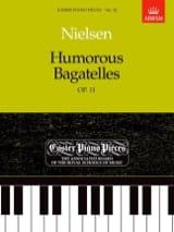 Carl Nielsen - Humorous Bagatelles Op. 11 - Partition - di-arezzo.fr