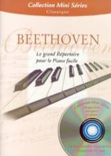Le Grand Répertoire Pour le Piano Facile. BEETHOVEN laflutedepan.com