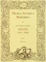 Jan Ladislav Dussek - Sonates Volume 3 - Partition - di-arezzo.fr