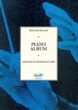 Piano Album ELGAR Partition Piano - laflutedepan.com