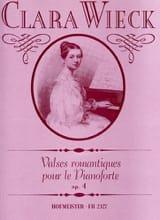 Valses Romantiques Pour le Pianoforte Opus 4 - laflutedepan.com