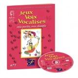 Jeux, Voix, Vocalises Volume 1 - Joël Genetay - laflutedepan.com
