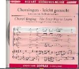 Krönungs-Messe KV 317 CD Soprano MOZART Partition laflutedepan.com