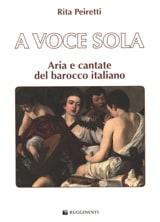 Arie E Cantate Del Barocco Italiano Partition laflutedepan.com